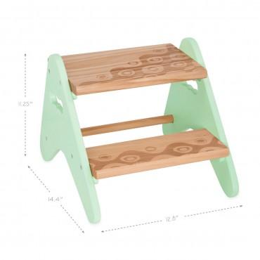 Peek-a-Boost – drewniany...