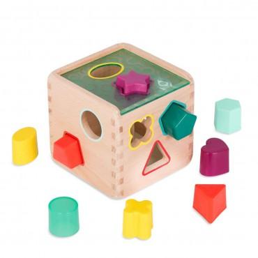 Wonder Cube – drewniana...
