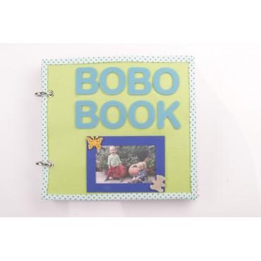 Książeczka sensoryczna Bobo Book Felt For Fun – bawi i uczy maluchy od 2 do 4 lat