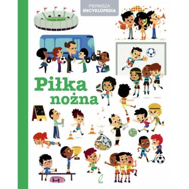 Pierwsza encyklopedia Piłka...