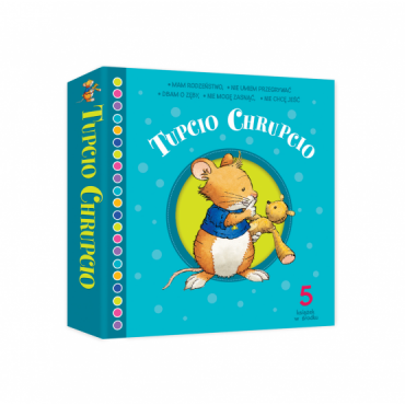 Box Tupcio Chrupcio Wydawnictwo Wilga