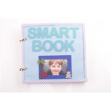 Książeczka sensoryczna Smart Book Felt For Fun – znakomita zabawa i nauka dla przedszkolaków 4-6 lat