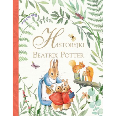 Historyjki Beatrix Potter Wydawnictwo Olesiejuk