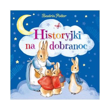 Historyjki na dobranoc Wydawnictwo Olesiejuk