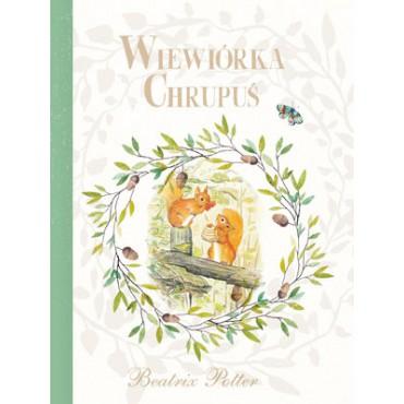 Wiewiórka Chrapuś wydawnictwo Olesiejuk