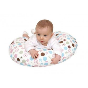 Fasolka - poduszka do karmienia, kwiatki Motherhood