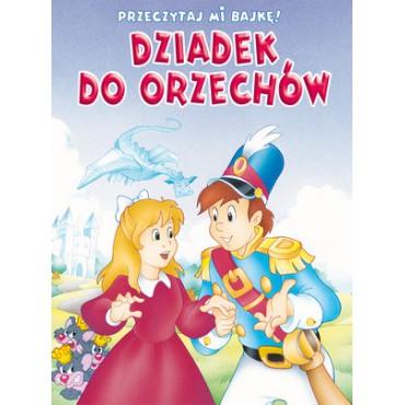 Przeczytaj mi bajkę! Dziadek do Orzechów Wydawnictwo Olesiejuk