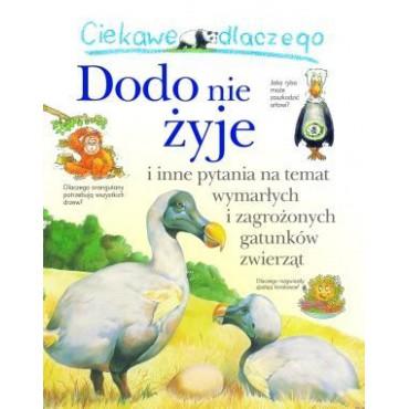 Ciekawe dlaczego Dodo nie żyje Wydawnictwo Olesiejuk