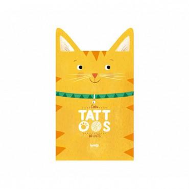 Tatuaże dla dzieci Kotki...