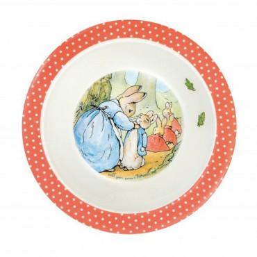 Miska dla dzieci z melaminy...