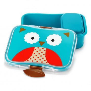 Pudełko śniadaniowe Sowa Skip Hop