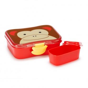 Pudełko śniadaniowe Małpa Skip Hop