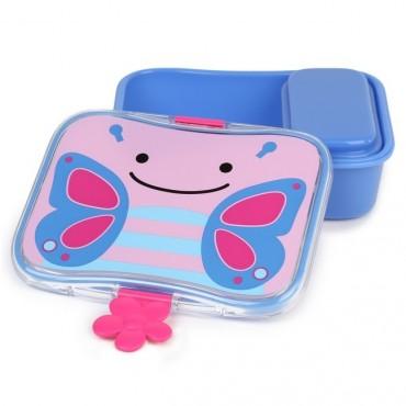 Pudełko śniadaniowe Motyl Skip Hop