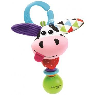 Muzyczna Grzechotka Krowa...