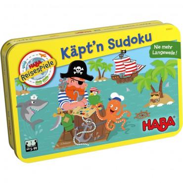 Gra podróżna Kapitan Sudoku Haba