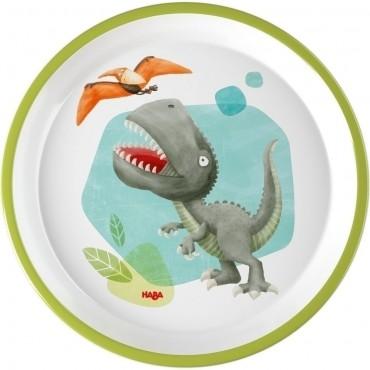 Talerz Dino Haba