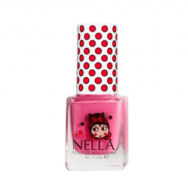 Lakier do paznokci dla dzieci Peel off Pink A Boo Miss Nella