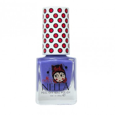 Lakier do paznokci dla dzieci Peel off Sweet Lavender Miss Nella