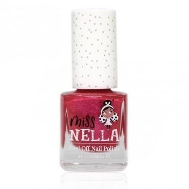 Lakier do paznokci dla dzieci Peel off Tickle Me Pink Miss Nella