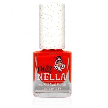 Lakier do paznokci dla dzieci Peel off Poppy Fields Miss Nella