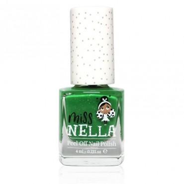 Lakier do paznokci dla dzieci Peel off Kiss the Frog Miss Nella