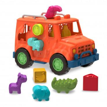 Ciężarówka Safari z...