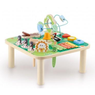 Stół muzyczny z pętlą...