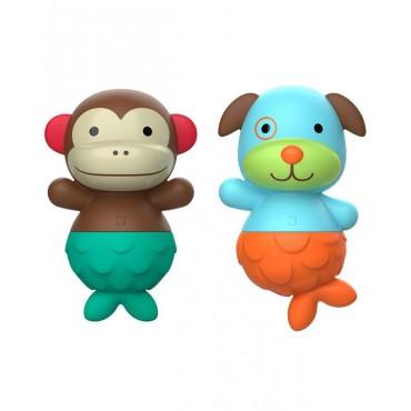 Pływający duet Zoo...
