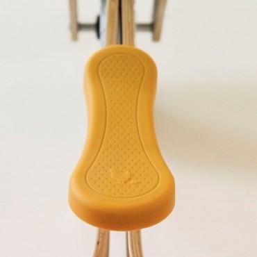 Nakładka siodełka żółta Wishbone