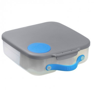 Lunchbox Blue Slate b.box