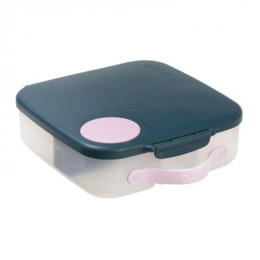 Lunchbox Indigo Rose b.box