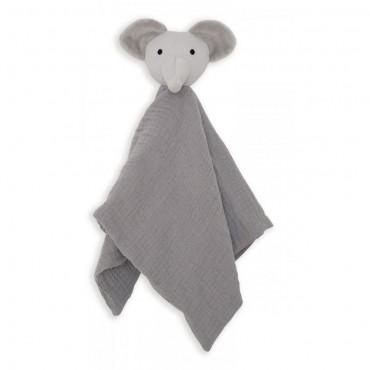 Przytulanka szary słoń...