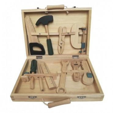 Drewniane narzędzia do...