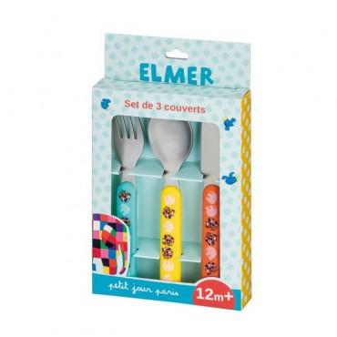 Elmer komplet sztućców dla...