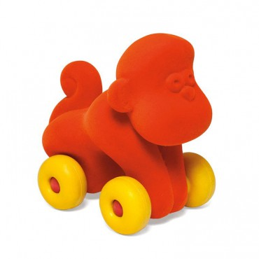 Małpka pojazd sensoryczny...