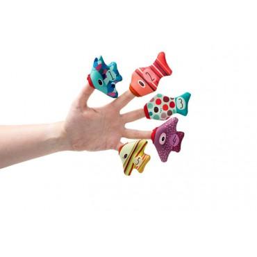 Mini - pacynki na palec do...
