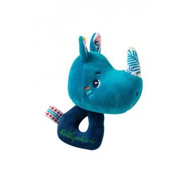 Grzechotka mini Nosorożec...