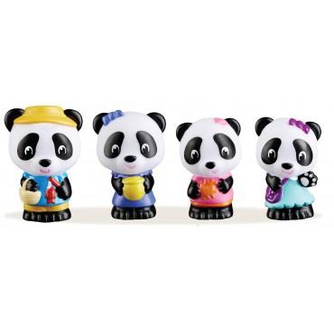 Rodzina Misiów Panda Klorofil