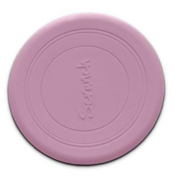 Scrunch-frisbee Silikonowe Frisbee Pudrowy Róż Funkit World