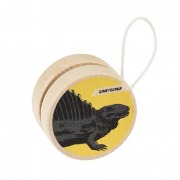 Drewniane jojo Dimetrodon...