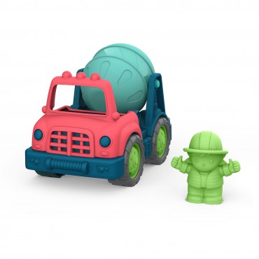 Mała Betoniarka z kierowcą...