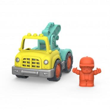 Mała Ciężarówka Dźwig z...