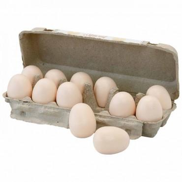 Jajka Memo dźwiękowe Vilac
