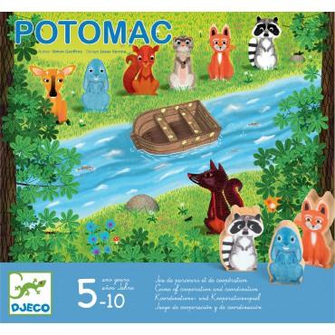 Gra planszowa Potomac Djeco