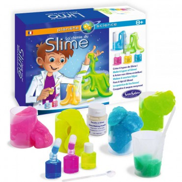 Fabryka masy  żelowej Slime...