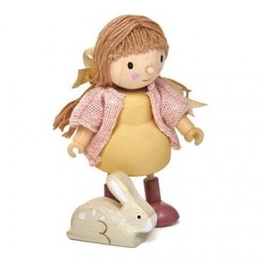 Laleczka Amy i jej królik...