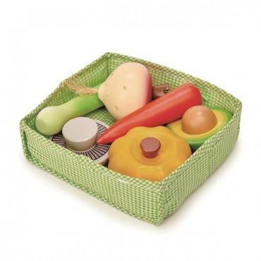 Skrzynka z warzywami Tender...