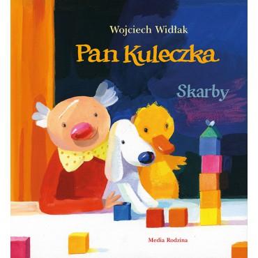 Pan Kuleczka. Skarby Wydawnictwo Media Rodzina