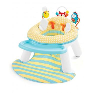 Siedzisko dla niemowlaka 2w1 Pszczoła E&M Skip Hop