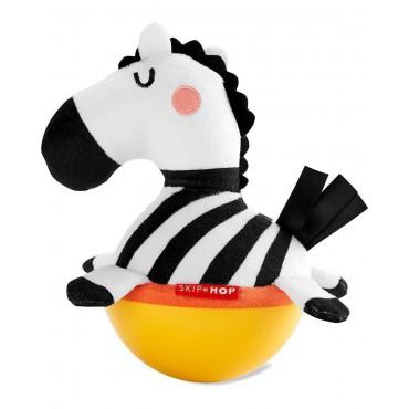 Wańka wstańka Zebra ABC & Me Skip Hop